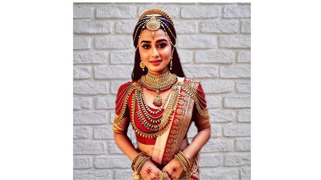 Garima Parihar makes a debut in the mythological genre as Goddess Parvati
