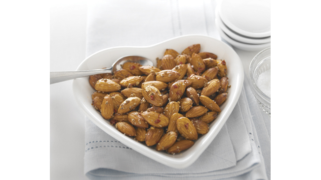 Embrace a healthy heart with Almonds this World Heart Day