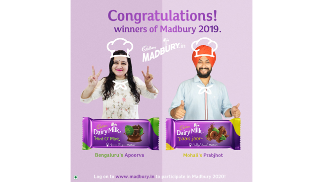 Presenting India's New Cadbury Dairy Milk – Hint O'Mint and Panjeer, made by our consumers, for our consumers!