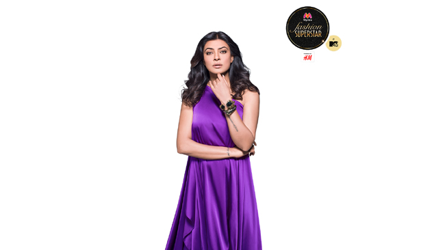 Sushmita Sen joins the elite judging panel for season-2 of India's only digital fashion reality show, 'Myntra Fashion Superstar'