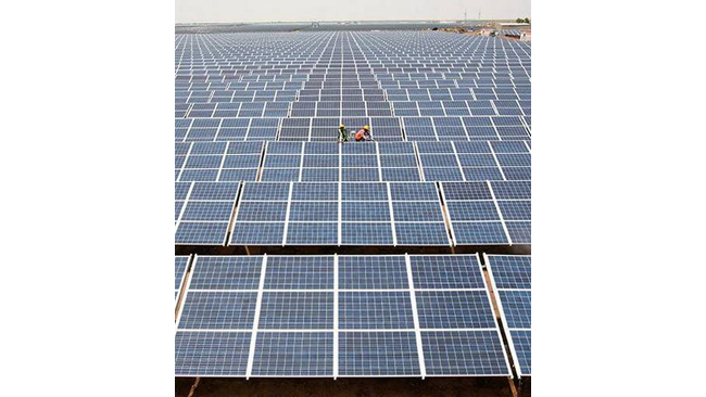 Adani Green Energy Limited expands TOTAL JV with INR 1,632 Cr solar assets acquisition