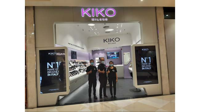 KIKO MILANO ANNOUNCES ITS FIRST STORE IN LUCKNOW