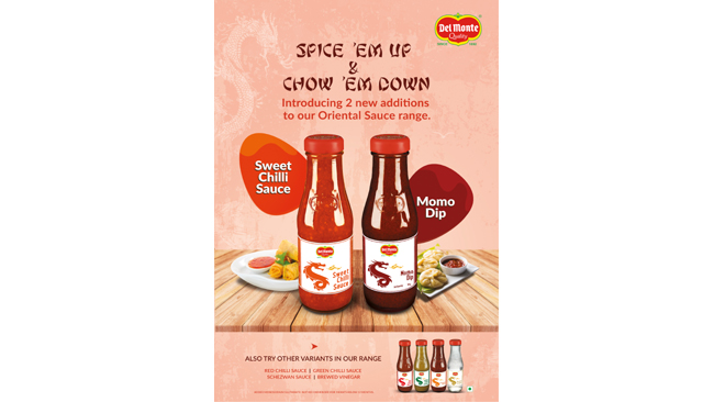 Del Monte launches new products in Oriental Sauces category