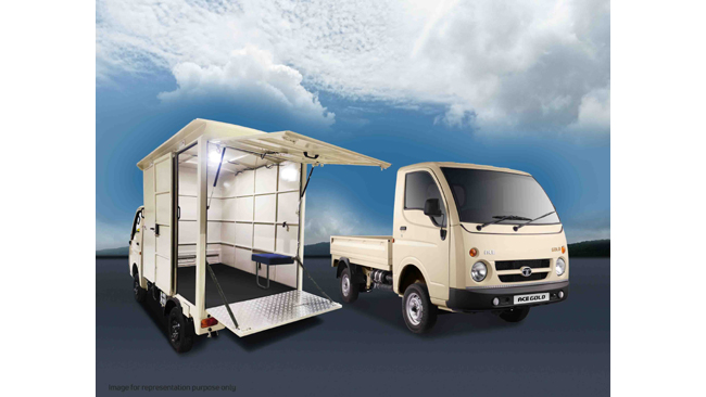 Tata Motors bags the prestigious order of 6413 vehicles from Andhra Pradesh State Civil Supplies Corporation