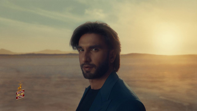 Seagram's Royal Stag launches a New Campaign with Global Icons