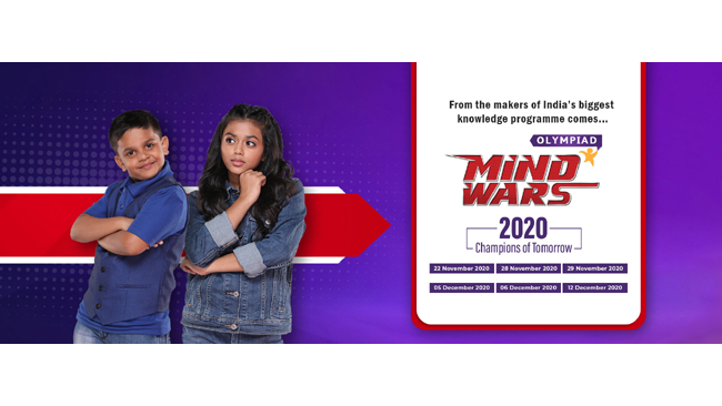 mind-wars-launches-india-s-biggest-online-gk-olympiad-for-school-students-across-india