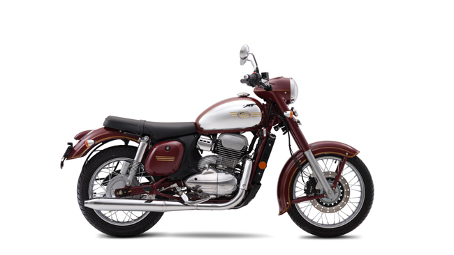 Jawa crosses 50,000 motorcycles in India