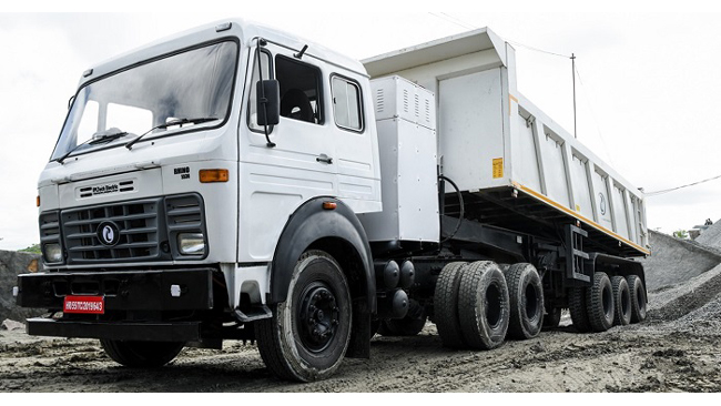 Infraprime Logistics to Rollout 1,000 Heavy Electric Trucks in India