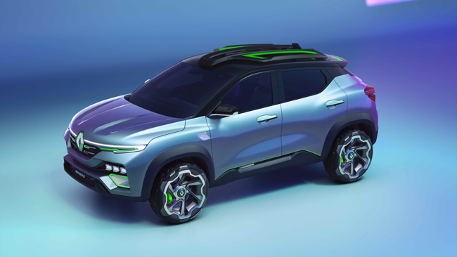RENAULT KIGER: THE ALL-NEW HEAD TURNING, SMART & EXCITING B-SUV TO BE LAUNCHED IN INDIA