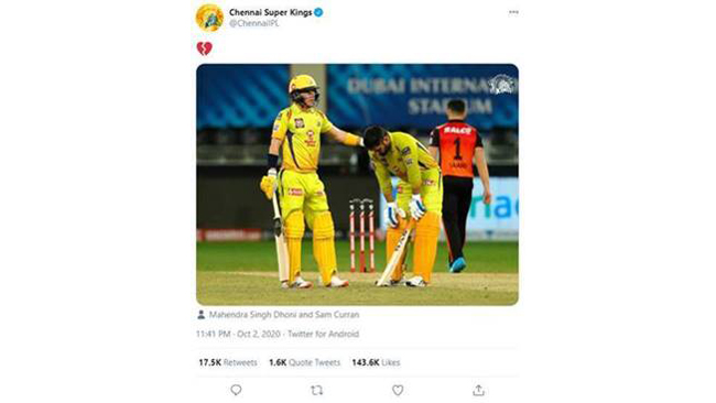 chennai-super-kings-become-the-most-tweeted-about-team-during-this-cricket-season