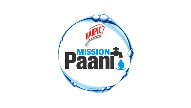 RB's Harpic extends the Mission Paani campaign- 'Swachhta aur Paani' to celebrate Jal Pratigya Diwas and World Toilet Day