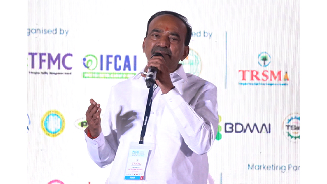 Cost of COVID-19 tests in private labs may further go down: Etela Rajender, Health Minister, Govt of Telangana