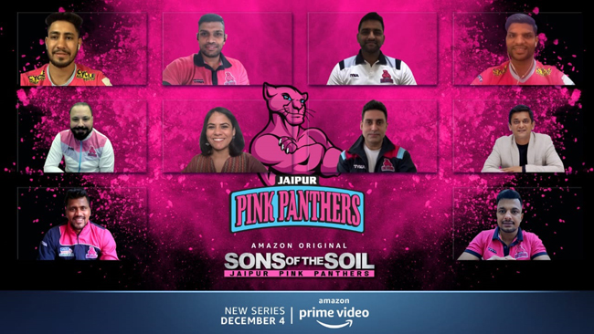 amazon-prime-video-forays-into-indian-sports-documentaries-with-amazon-original-series-sons-of-the-soil-jaipur-pink-panthers