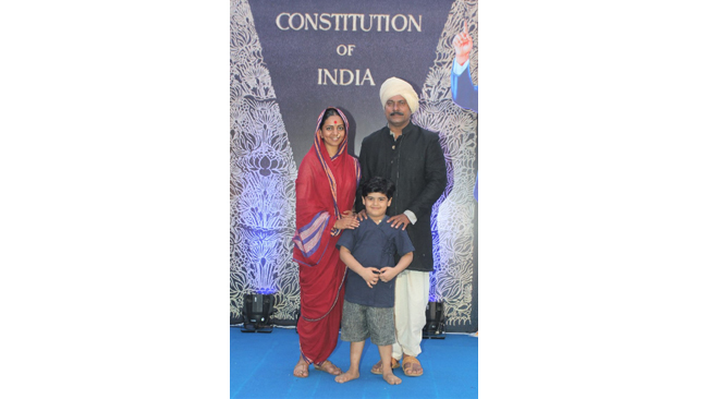 On Samvidhan Divas, &TV Actors, Neha Joshi, and JagganathNivangune remember the Father of the Indian Constitution - Dr B.R. Ambedkar