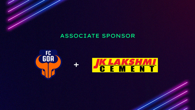 FC Goa announces JK Lakshmi Cement as Associate Sponsor for the 2020/21 season of the Indian Super League