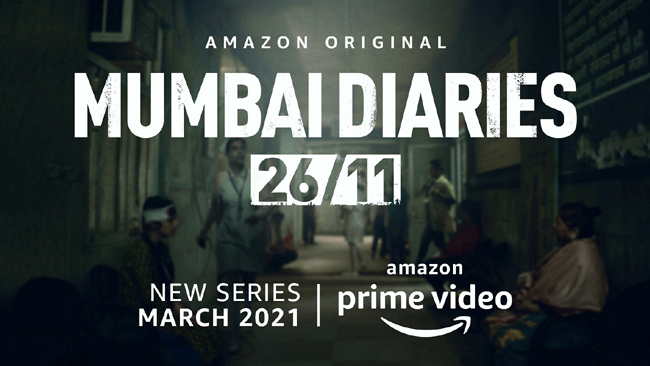 Amazon Prime Video unveils the first look of its upcoming medical drama Mumbai Diaries 26/11