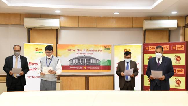 punjab-national-bank-celebrates-constitution-day