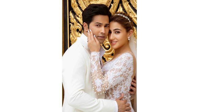 AMAZON PRIME VIDEO UNVEILS THE EAGERLY AWAITED TRAILER OF VARUN DHAWAN-SARA ALI KHAN STARRER COOLIENO.1