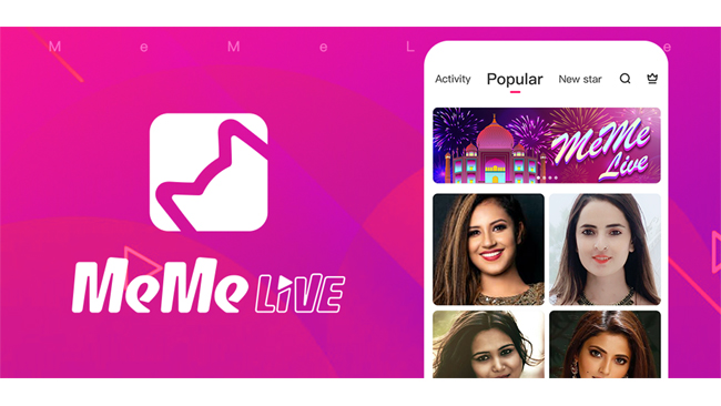 Live streaming giant MeMe Live's popularity soars during pandemic, clocks over 11 million downloads