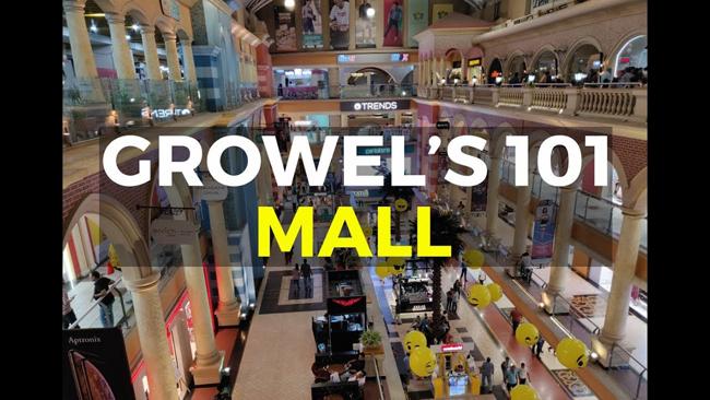 Growel's 1O1 Mall Celebrates #WhiteChristmas of Hope and Joy