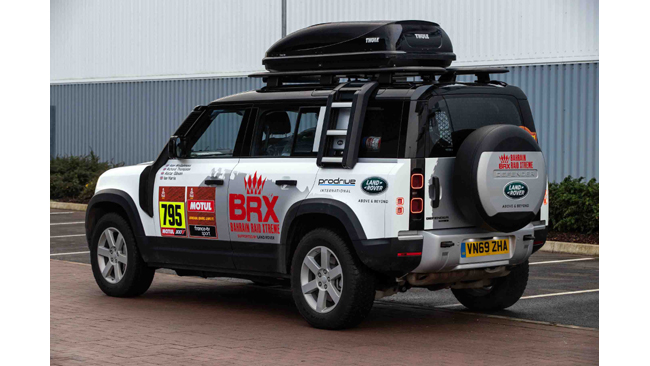 NEW DEFENDER SET TO PLAYVITAL ROLE AS LAND ROVER RETURNS TO THE DAKAR IN 2021