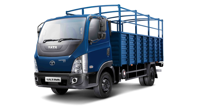 Tata Motors introduces the Ultra T.7; India's first truck designed specifically for urban transportation
