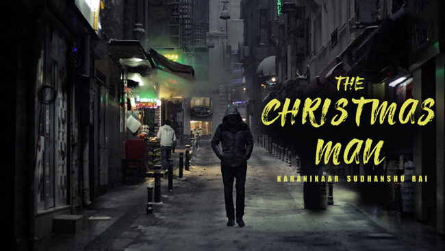 Storyteller Sudhanshu Rai brings the perfect Christmas gift for his fans