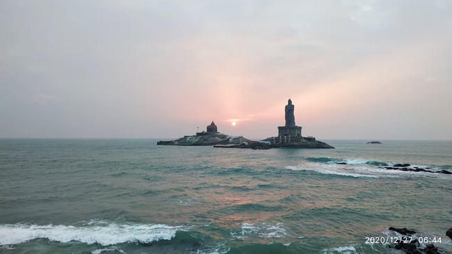 Vivekananda Rock Memorial is a perennial source of inspiration
