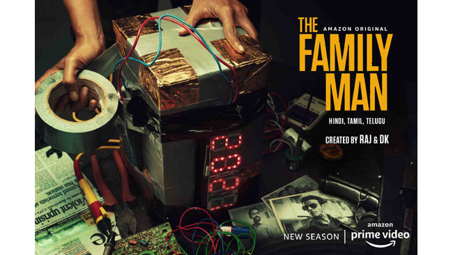 Amazon Prime Video piques curiosity as it drops a hint about the much-awaited new season of Amazon Original,The Family Man