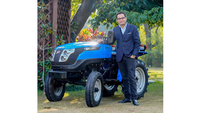 Sonalika Surpasses FY'20 Sales to Sell Over 1 Lakh Tractors in 9 Months of FY'21, Powers Ahead with 3X Growth at 33%