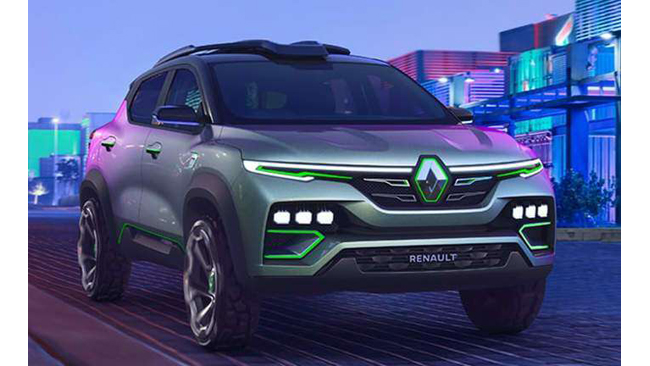 GLOBAL REVEAL OF RENAULT KIGER IN INDIA ON JANUARY 28