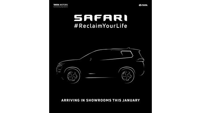 Tata Motors brings back its iconic brand - 'Tata Safari in a new avatar