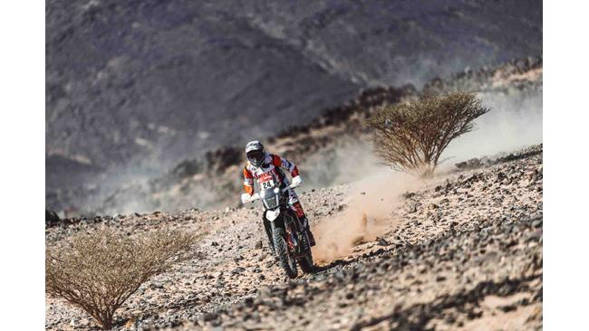 mixed-day-for-hero-motosports-at-the-2021-dakar-rally