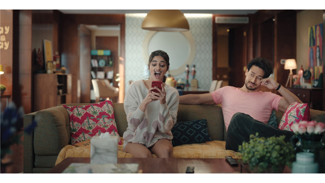 "Lionsgate Play collaborates with Tiger Shroff and Ananya Panday for the launch of brand's digital campaign, ""Play More Browse Less"" and Normal People premiere in India"