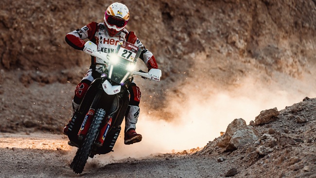 JOAQUIM AT 12TH AND BUHLER AT 16TH POSITION IN THE 2021 DAKAR RALLY