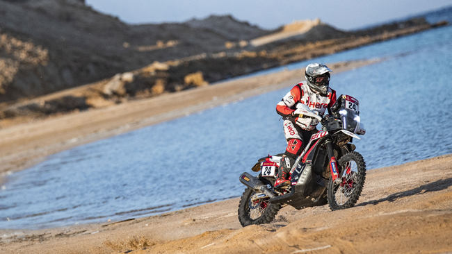 HMS REGISTER THEIR FIFTH TOP-10 STAGE FINISH AT 2021 DAKAR