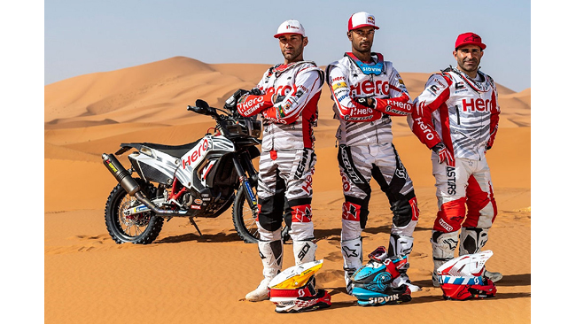 HMS RIDERS IN TOP-15 WITH ONLY ONE MORE STAGE TO GO IN 2021 DAKAR RALLY