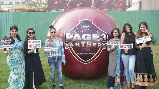 Team Page3 Panthers logo launched