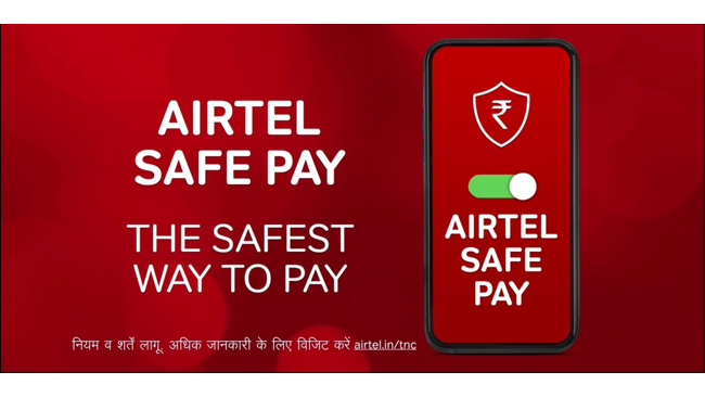 launch-of-airtel-safe-pay-india-s-safest-way-to-pay-digitally