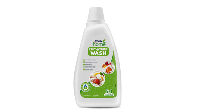 Amway Forays into Vegetable and Fruit Hygiene Category to Cater to the Growing Consumer Needs for Hygiene Products