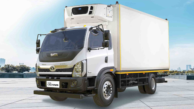 Tata Motors offers a wide range of refrigerated trucks for end-to-end COVID-19 vaccine transportation