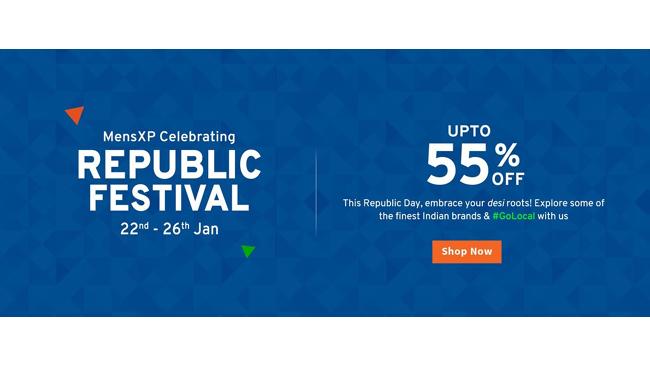 Embrace Your Desi Roots With MensXP's Republic Day Festival