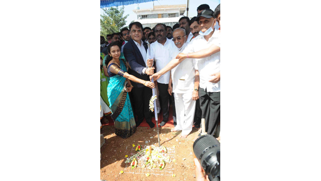 Toyota Kirloskar Motor Breaks Ground for Building New Community Health Centre in Bidadi