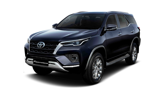 New Fortuner & Legender receive over 5,000 bookings