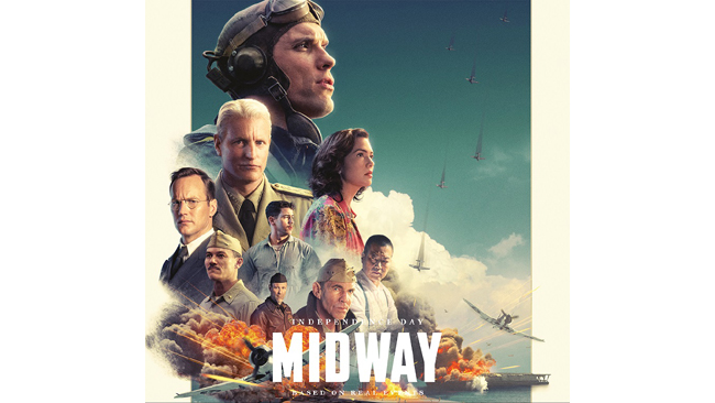 Lionsgate Play to release the historical-war drama, Midway, based on the World War II battle: The Battle of Midway