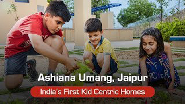 Jaipur to witness expansion of Ashiana Umang, India's largest kid centric homes
