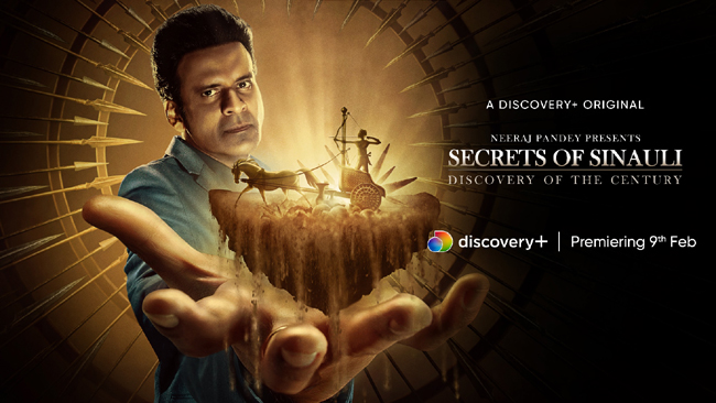 Uncover the truth about Indian history on discovery+ with its latest historical thriller documentary Secrets of Sinauli: Discovery of the Century