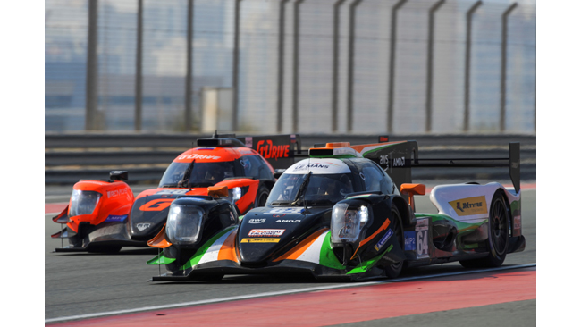 Racing Team India makes solid ALMS debut in Dubai, takes first step on the road to Le Mans