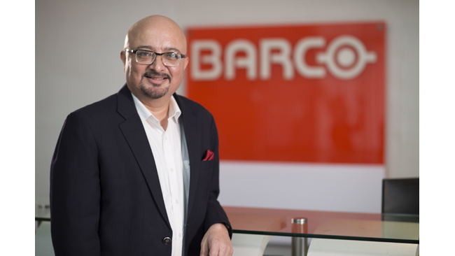 barco-india-focuses-on-software-and-r-d-to-enable-digital-transformation