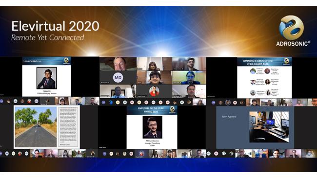 adrosonic-organizes-annual-event-elevate-2020